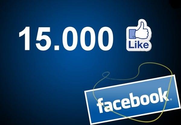 15.000 likes! Win een receptenboek!