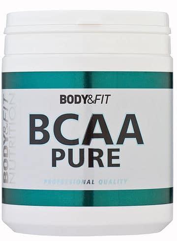 BCAA's: zorgen ze echt voor snellere spiergroei?