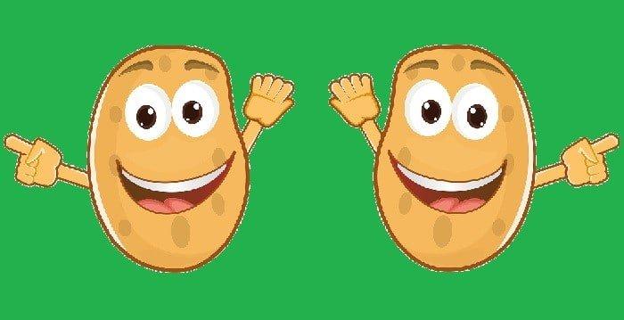 Zijn aardappelen dikmakers?