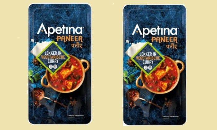 Review: Apetina paneer!