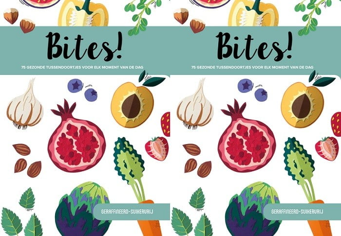 Boek review: Bites! 75 gezonde tussendoortjes!