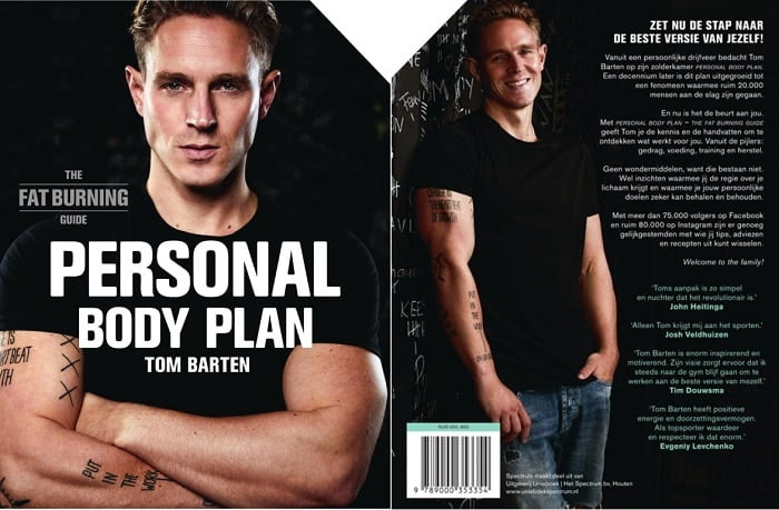 Boek review: Personal Body Plan (The Fat Burning Guide) van Tom Barten!