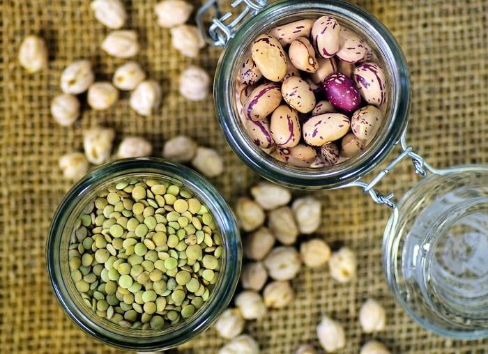 Top 8 gezonde bonen en peulvruchten!