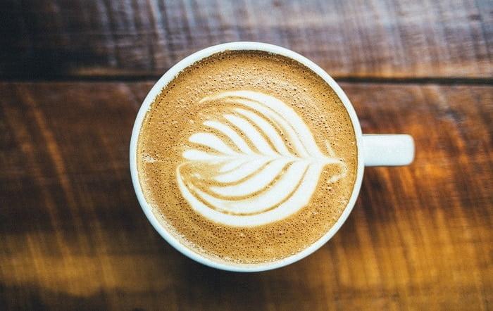 Hoeveel calorieën zitten er in cappuccino?
