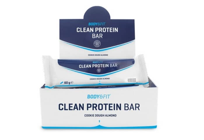 Review: Clean Protein Bars van Body & Fit