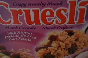 Waarom cruesli als ontbijt geen goed idee is!