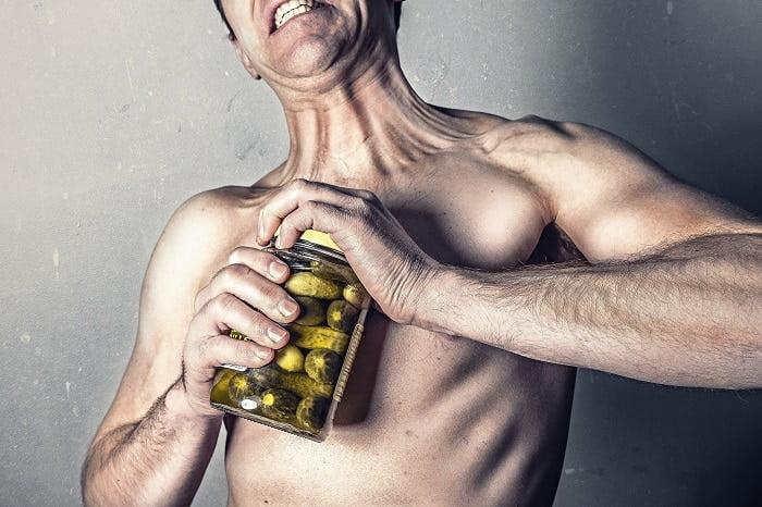 Voeding voor droge spiermassa: wat moet je eten voor zichtbare spieren?