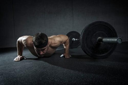 Drop sets om te variëren in je training!