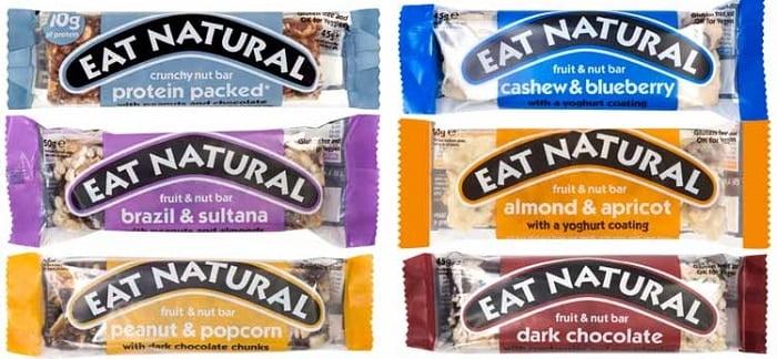 Review: Zijn Eat Natural repen gezond?
