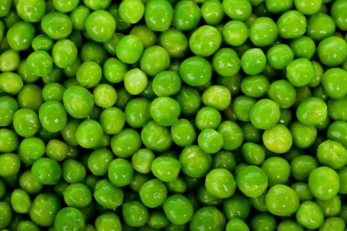 Eiwitrijke groenten!