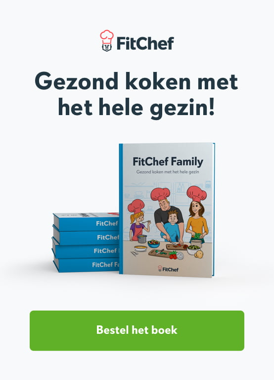 fitchef family boek