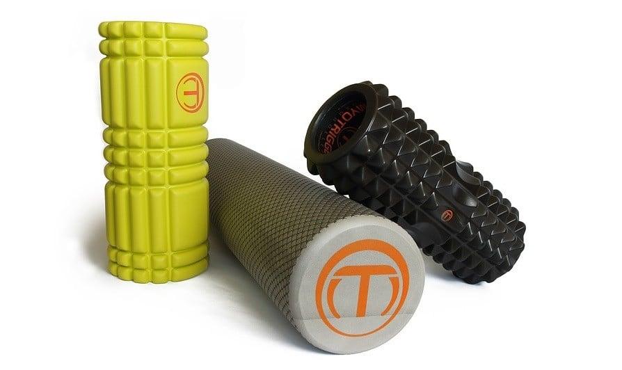 Een foam roller: wat is het en wat heb je er aan?
