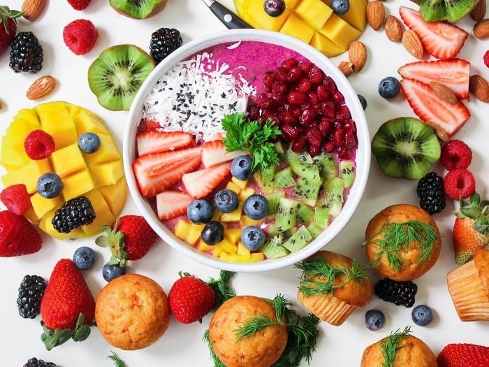 8 zomerse fruit recepten