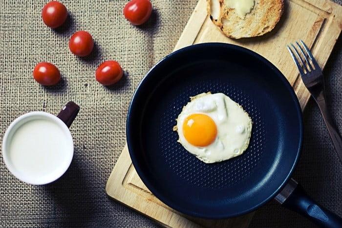 6 leuke gerechten met ei!