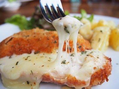Is gesmolten kaas ongezonder?