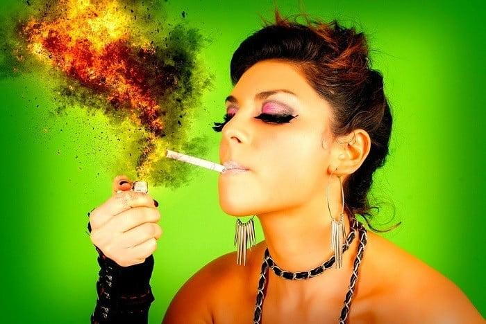 15 gevolgen van stoppen met roken!