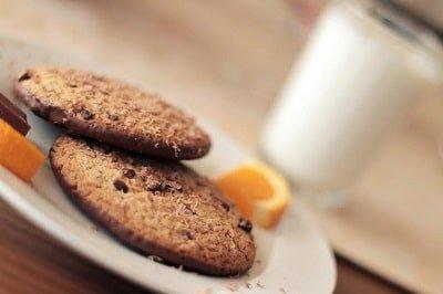 Zelf gezonde koekjes maken!