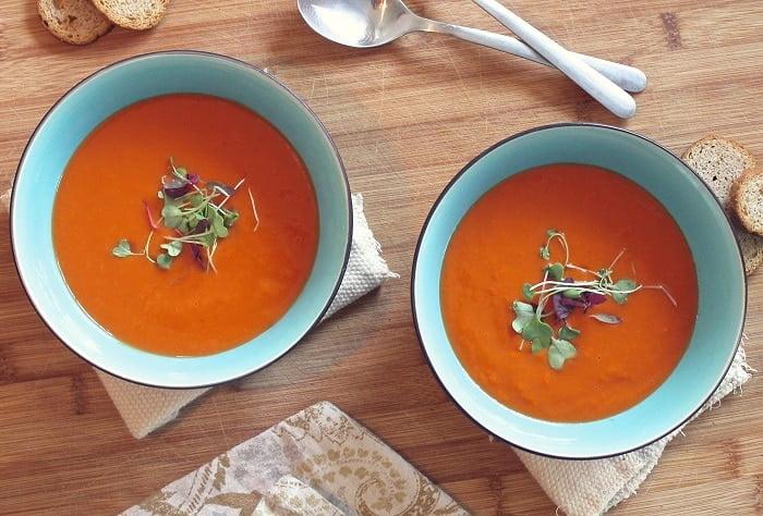 8 gezonde oranje recepten voor Koningsdag!
