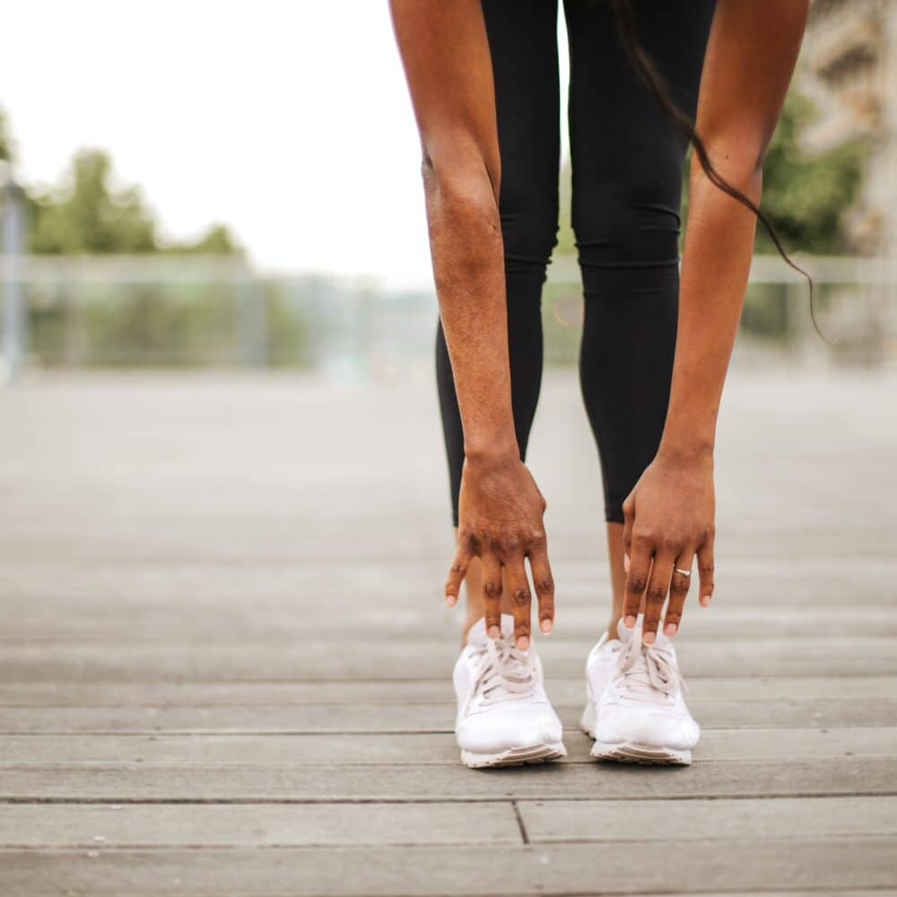 Gezondheid van het hart verbeteren door te stretchen