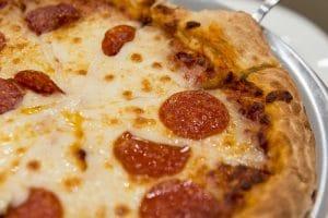 Hoeveel calorieën bevat een pizza?