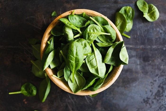 9 ijzerrijke voedingsmiddelen!