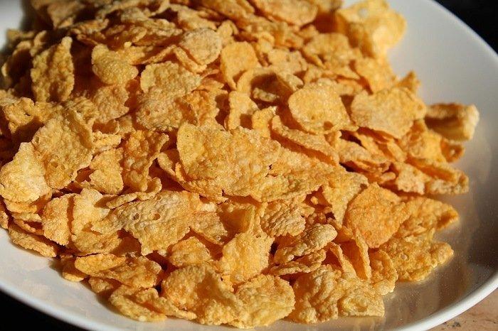 Is een ontbijt met cornflakes gezond?
