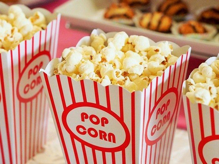 Popcorn, wel of niet gezond?