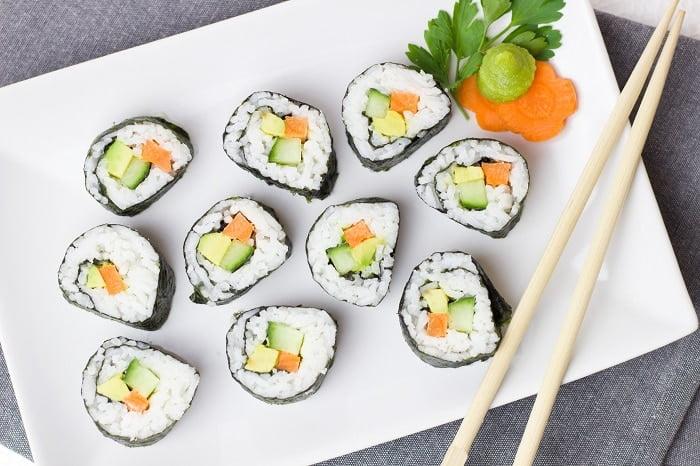 Is Japans eten gezond?