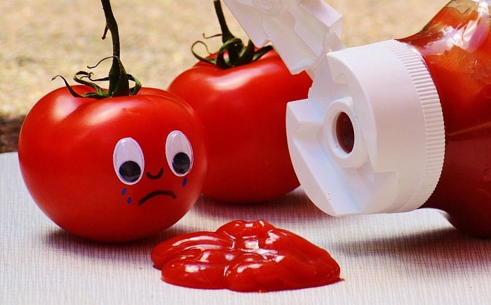 Is ketchup gezond of ongezond?