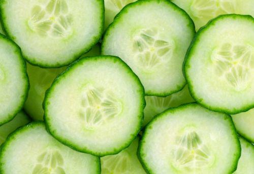voedingswaarde komkommer met schil