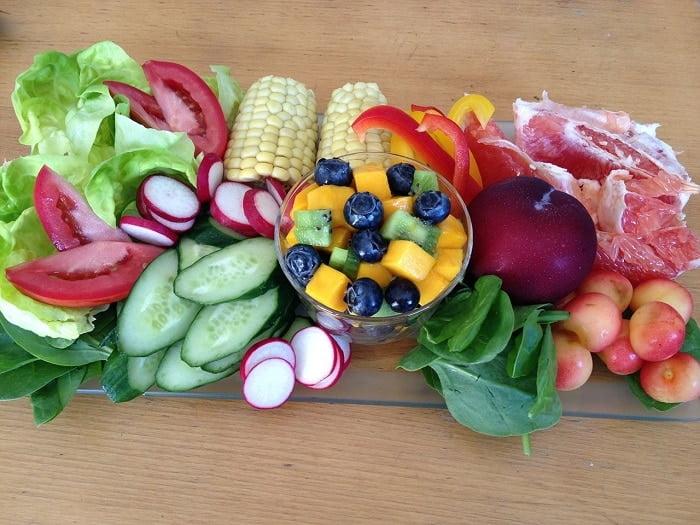 15 simpele tips om meer groente en fruit te eten!