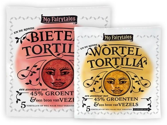 Review No Fairytales Bieten En Wortel Tortilla Wraps Wat Vinden