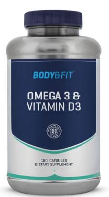 omega 3 vitamine d