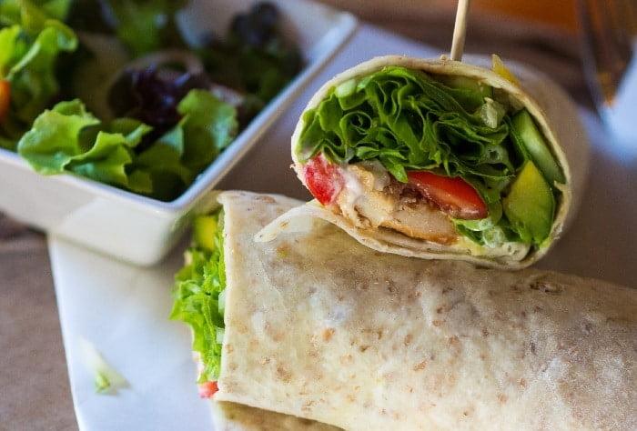 20 gezonde recepten met wraps!