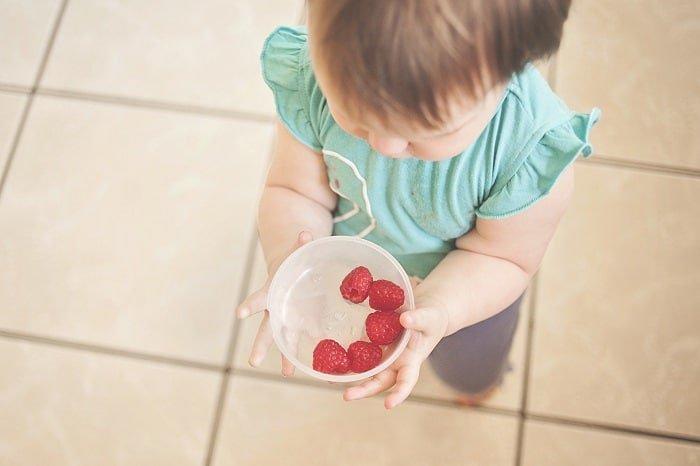 6 gezonde recepten voor kinderen