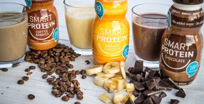 Review: Smart Protein Drinks Body & Fitshop