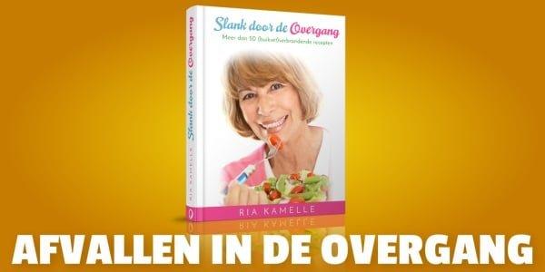(e)Boek Review: 'Slank door de Overgang' van Ria Kamelle