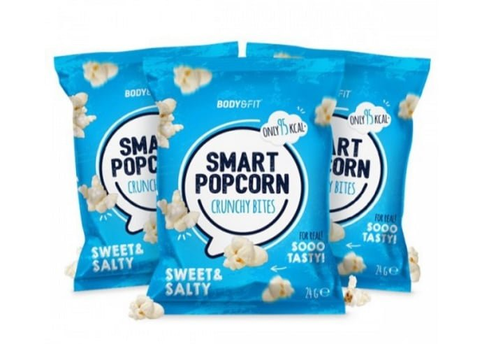 Review: Smart popcorn van de Body & Fitshop