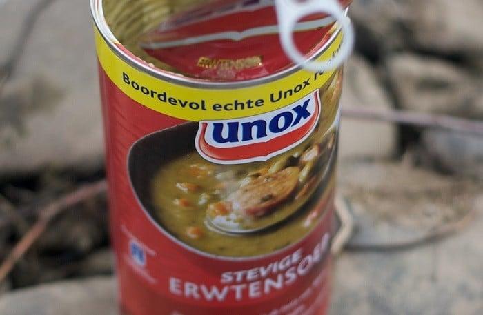 Hoe gezond zijn soepen uit blik?