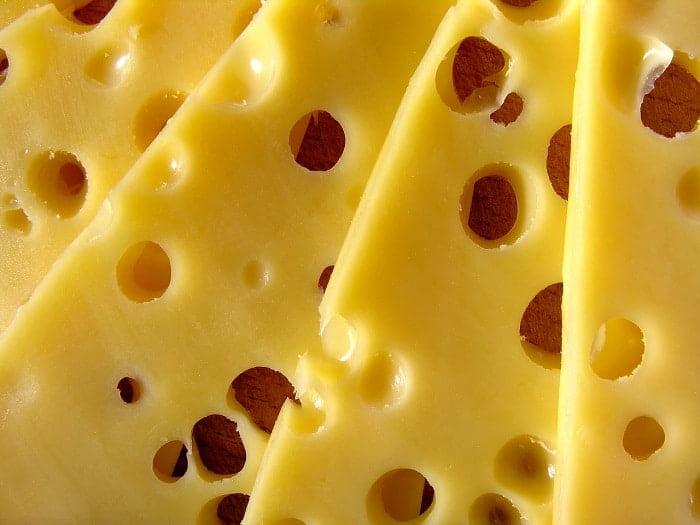 Welke soorten kaas zijn gunstig als je op je gewicht let?
