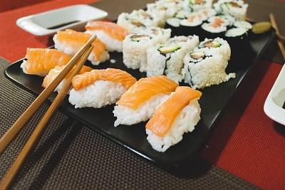 Is sushi nu wel of niet gezond?