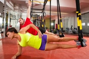 Wat zijn goede TRX oefeningen?