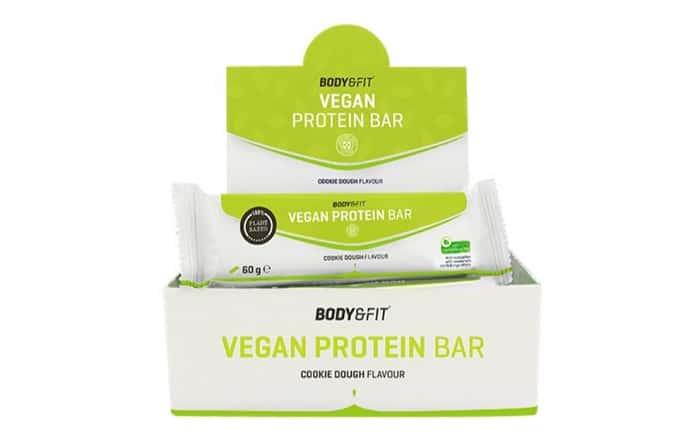Review: Vegan Protein Bar van Body&Fit