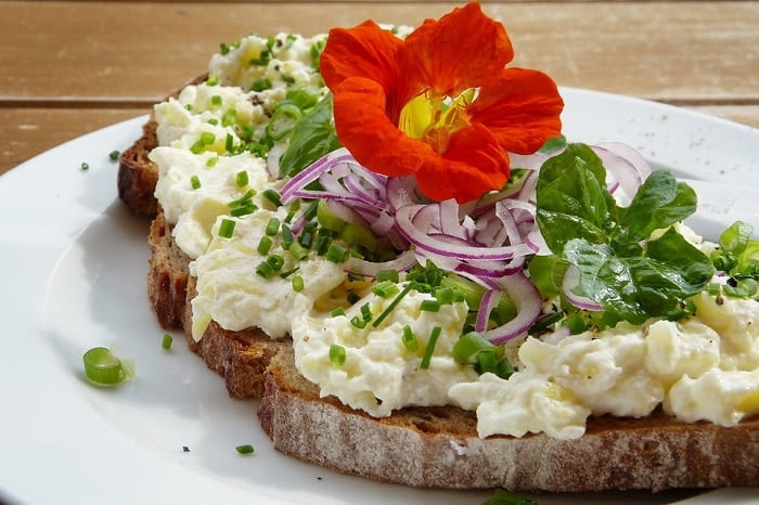 eiwitrijk broodbeleg