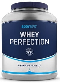 whey perfection eiwit poeder
