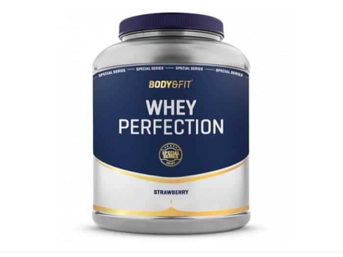 Review: Whey Perfection - Special Series van Body&Fit