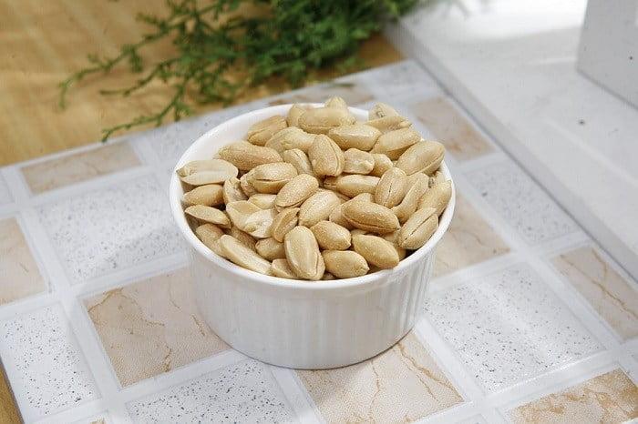 Zijn pinda's gezond?